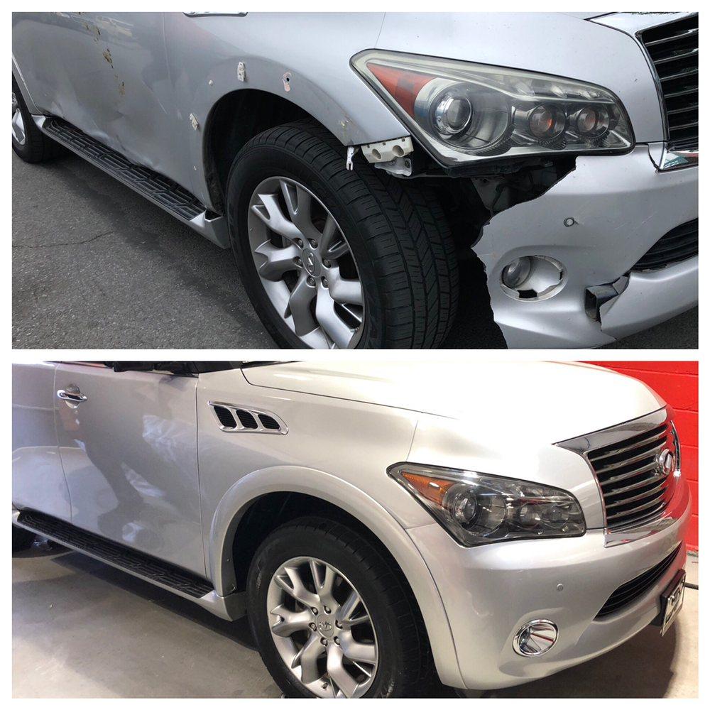 Recharge Auto Body Repair