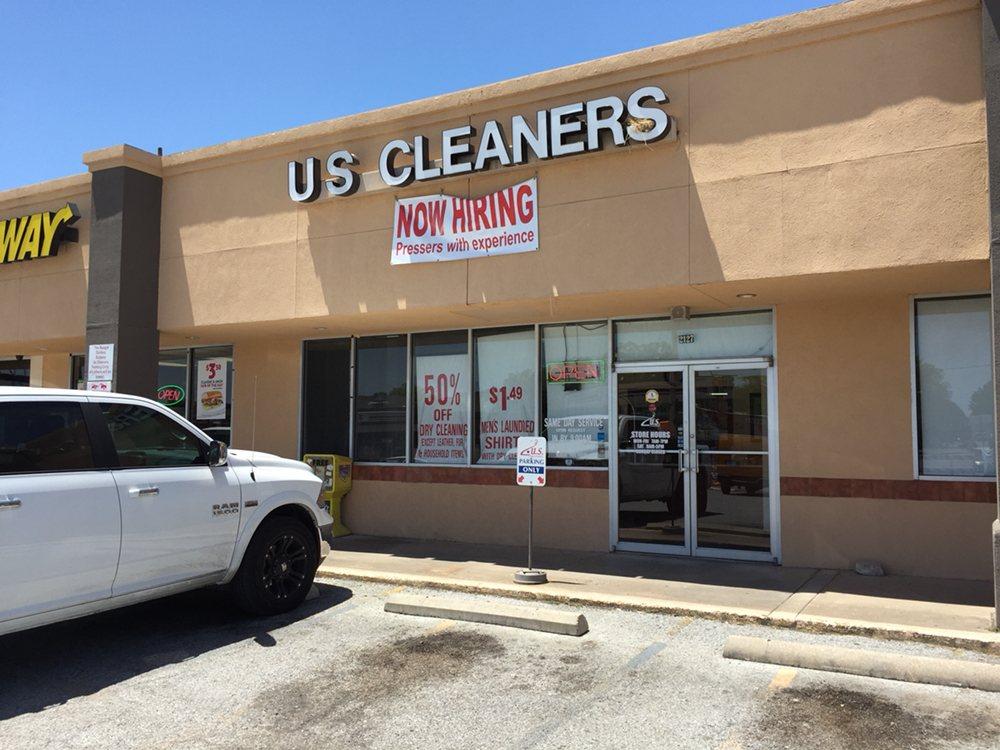 U S Cleaners