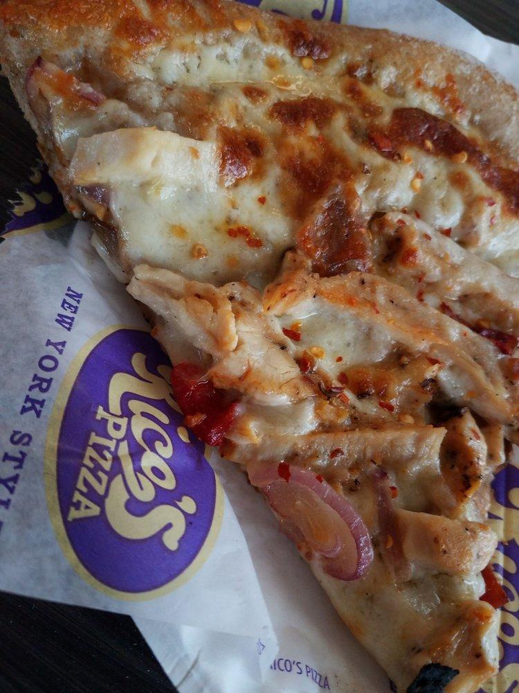 Rico's Pizza: 371 W Morris St, Bath, NY