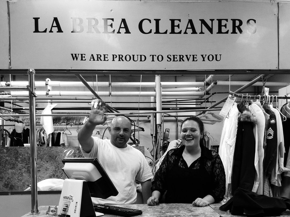 La Brea Cleaners