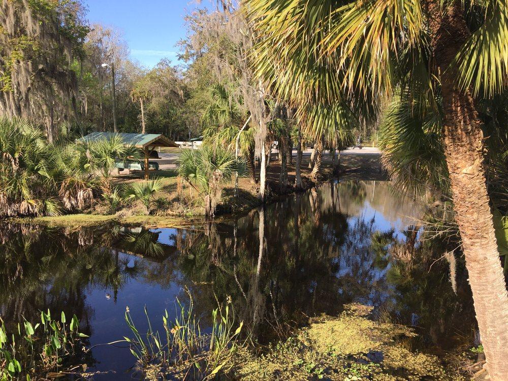 The Dam Pub: 4666 County Rd 300, Lake Panasoffkee, FL