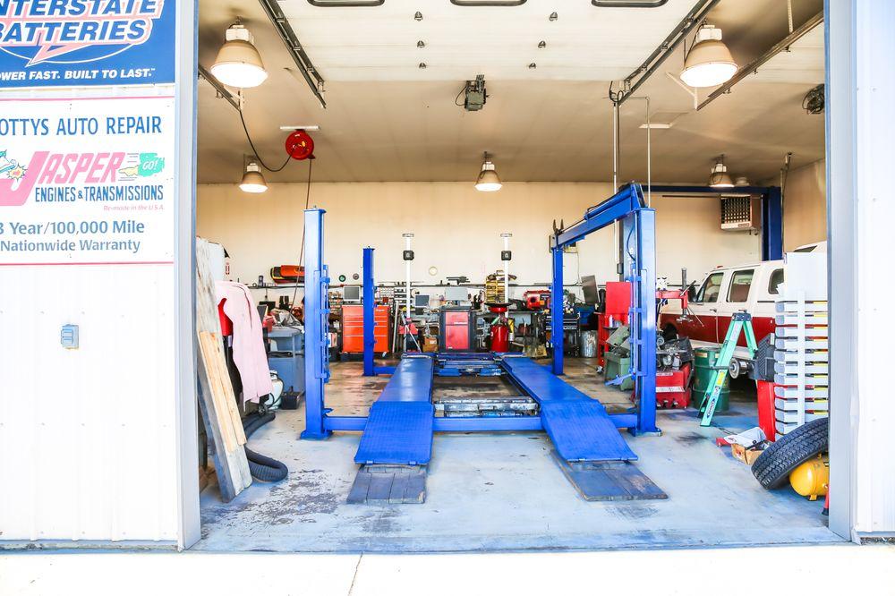 Scotty's Auto Repair: 1450 E Wheeler Rd, Moses Lake, WA
