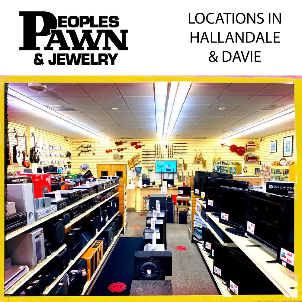 Peoples Pawn & Jewelry