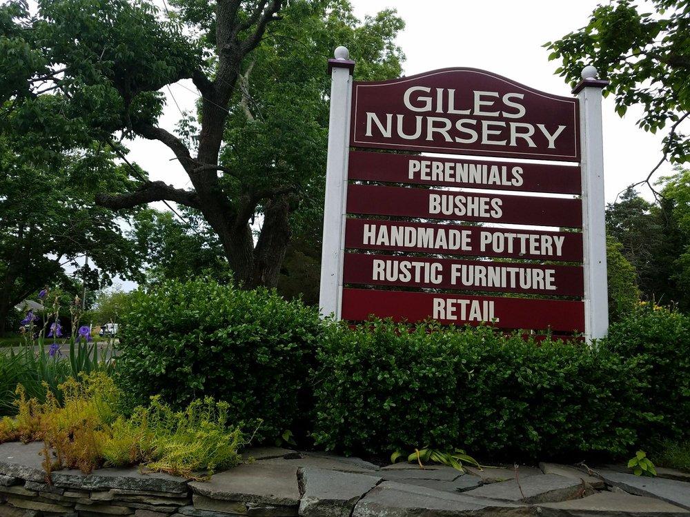 Giles Nursery: 1992 Sound Ave, Calverton, NY