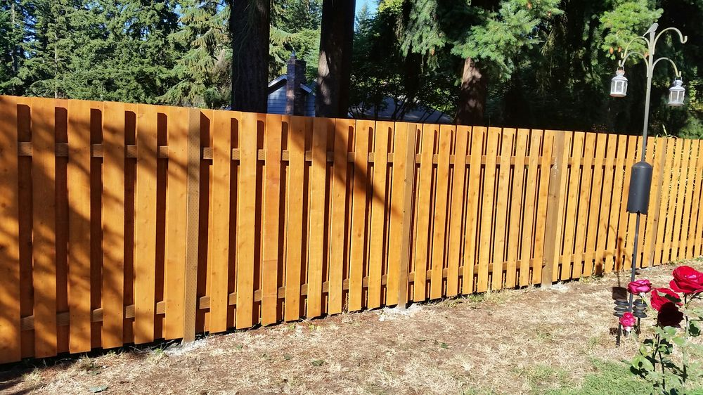 Rock Solid Fence: Marysville, WA