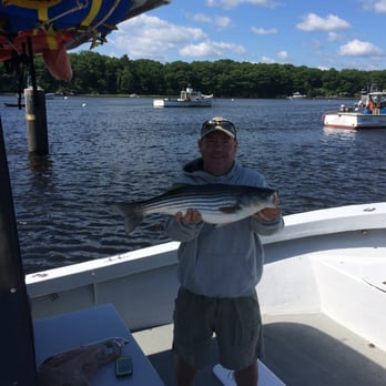 Trina Lyn Fishing Charters - 14 Photos - Fishing - 5 Bay Ave, Saco