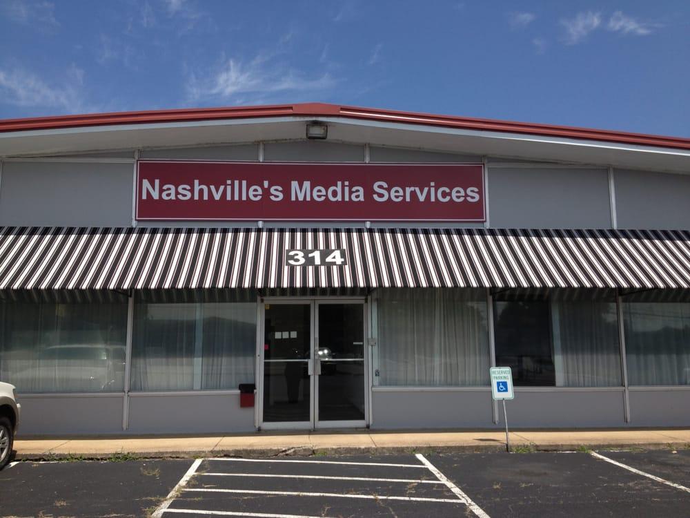 Nashville's Media Services