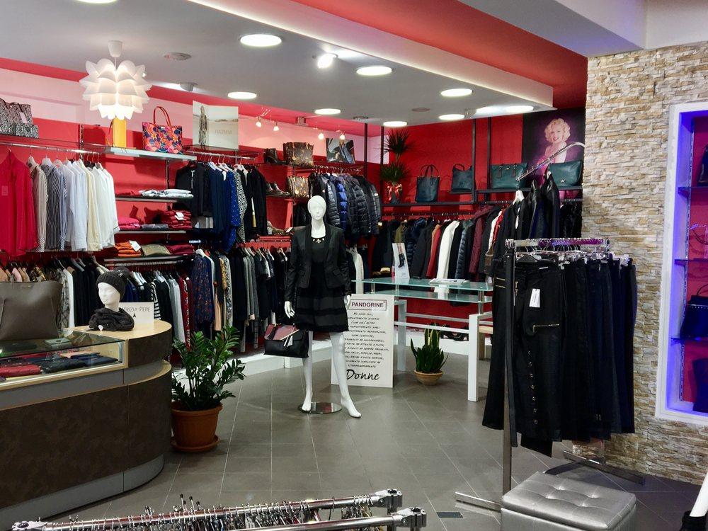 save off 2df5e 48565 Abbigliamento donna: PATRIZIA PEPE - TWIN SET - PHILOS ...