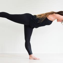 funny hot yoga lesson