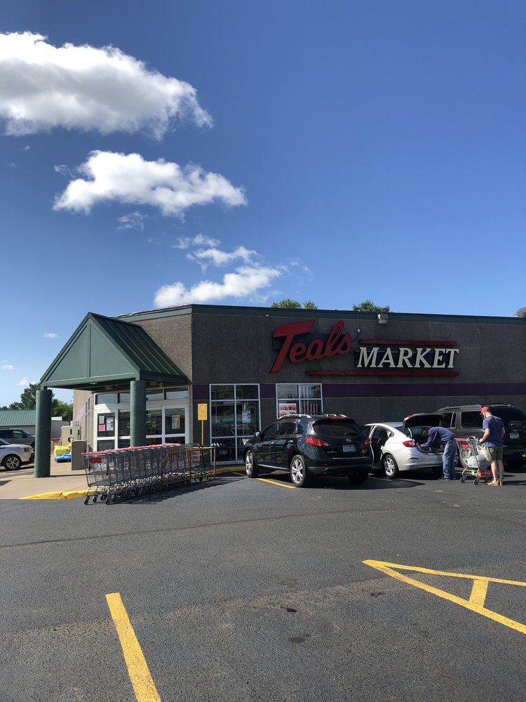 Teal's Market: 365 W Main St, Isle, MN