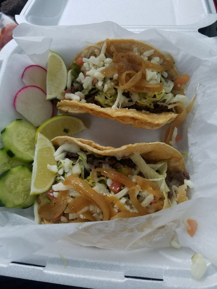 Carlos tacos: 105 Franklin Ave, Spartanburg, SC
