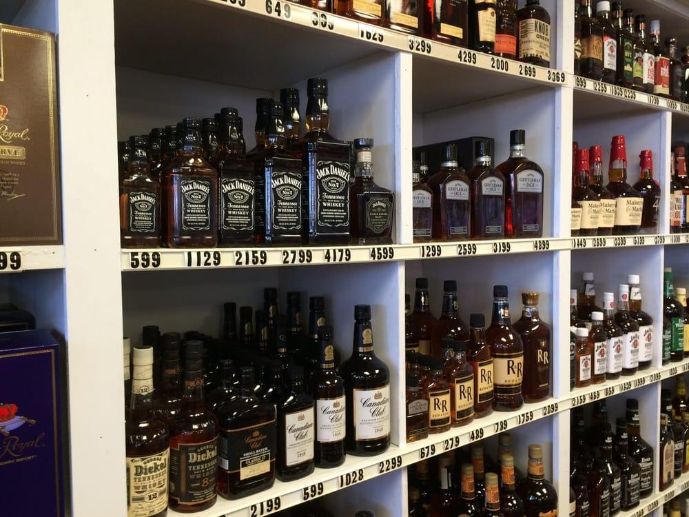 Mahay Liquor Amd Wine: 1438 W Peace St, Canton, MS