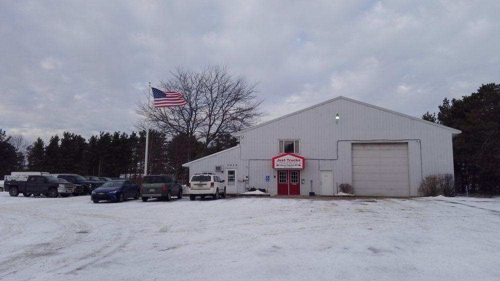 Just Trucks and Cherry Capital RV: 7030 U S 31 S, Grawn, MI