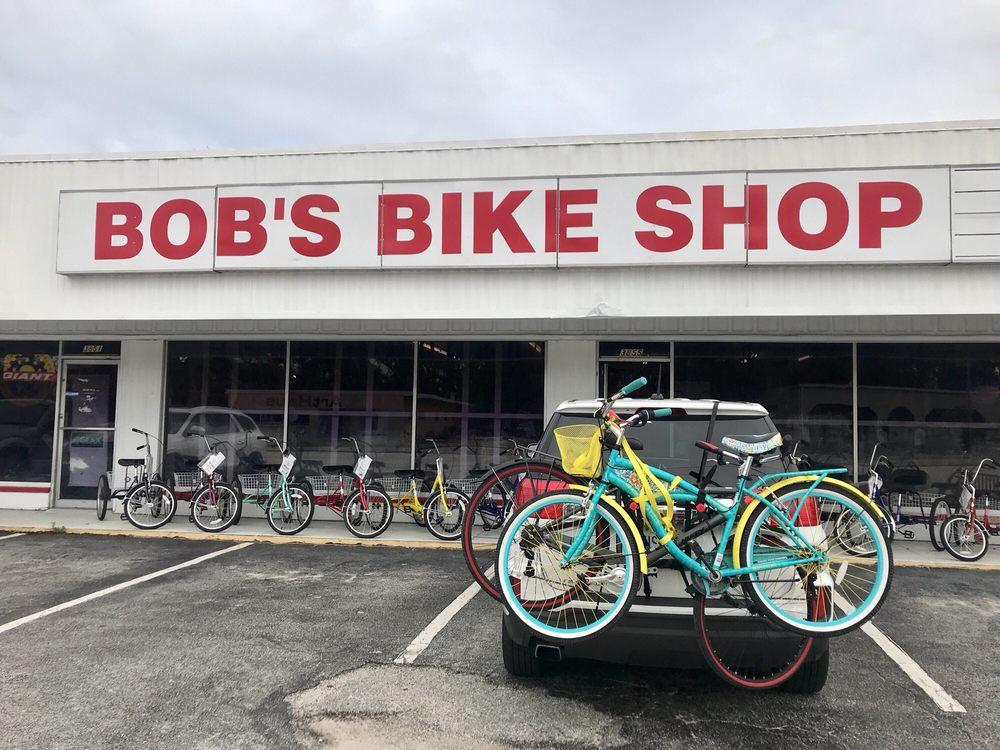 Bob's Bike Shop