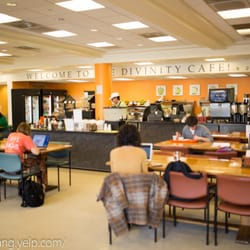 Divinity Cafe 13 Photos Cafeteria 407 Chapel Dr Durham Nc