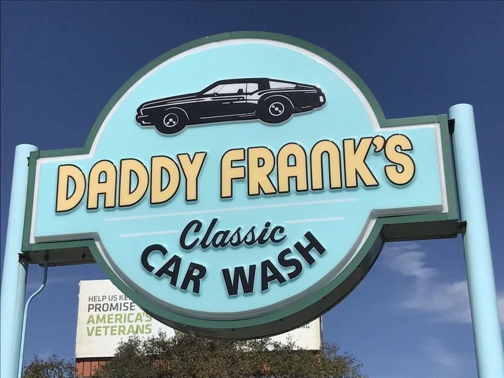 Daddy Frank's Classic Carwash: 18005 Fm 306, Canyon Lake, TX