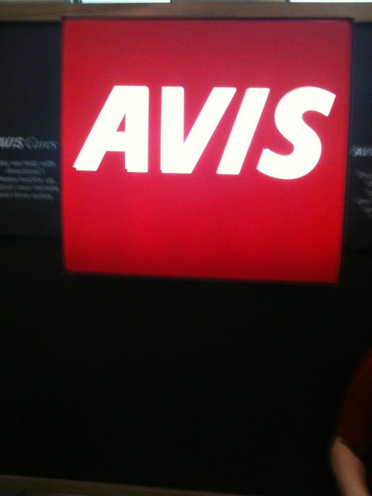 Avis Car Rental Near Me Phone Number
