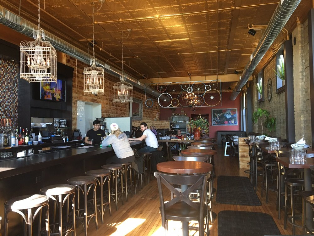 Pajarito 82 photos 62 reviews mexican 605 7th st w for Affordable furniture west st paul