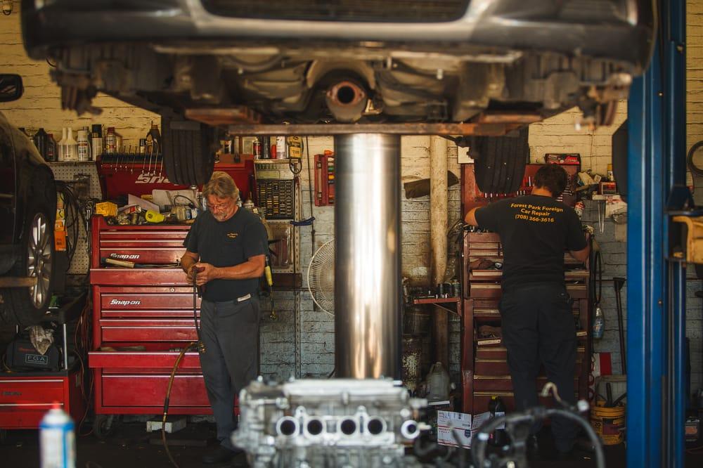 Forest Park Foreign Car Repair