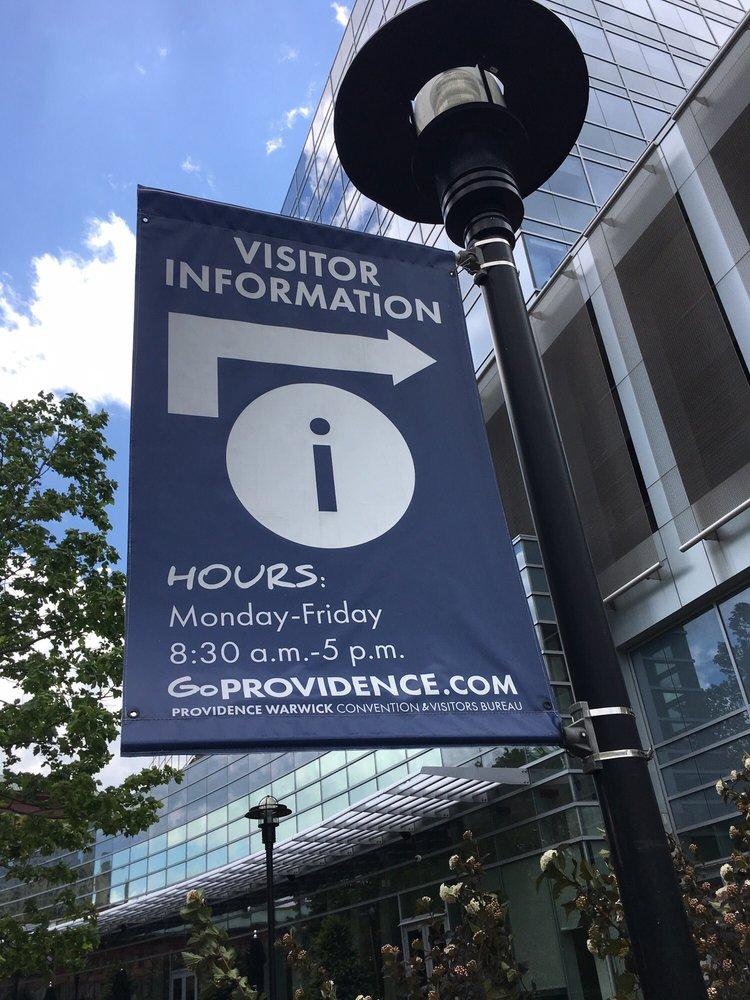 Providence-Warwick Convention & Visitors Bureau: 10 Memorial Boulevard, Providence, RI