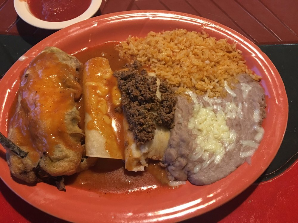 Maria's Mexican Restaurant: 600 S Broadway St, Poteau, OK