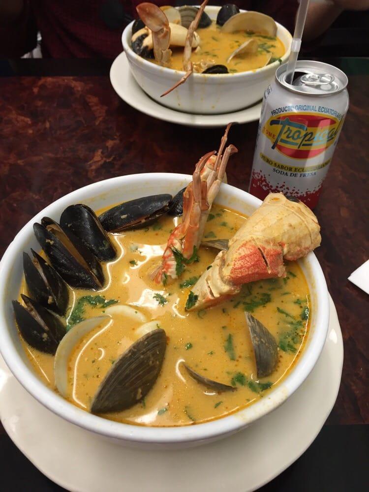 Cejas Restaurant Union City Menu