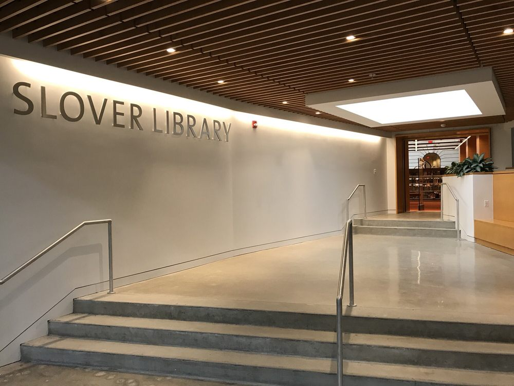 Slover Library