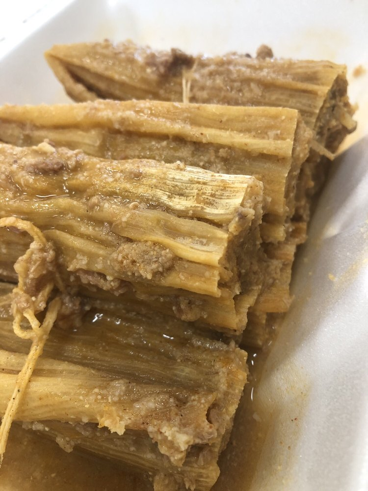 Rhoda's Famous Hot Tamales: 714 Saint Mary St, Lake Village, AR