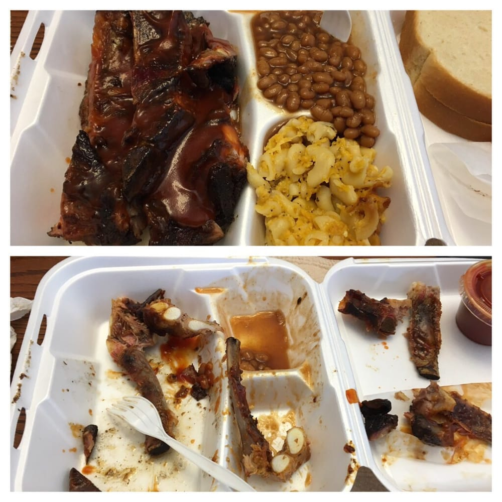 Big john s alabama bar b q order food online 43 photos for Food bar john roe