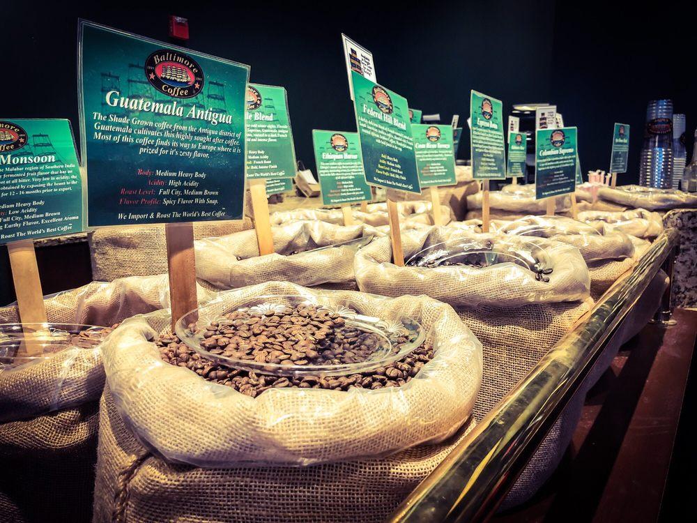 Social Spots from Baltimore Coffee & Tea