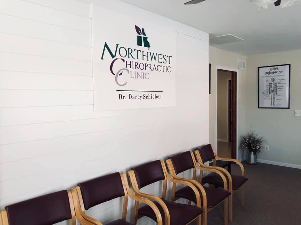 Northwest Chiropractic Clinic: 206 W 2nd St, Maryville, MO