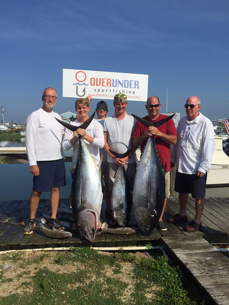 Over Under Sportfishing