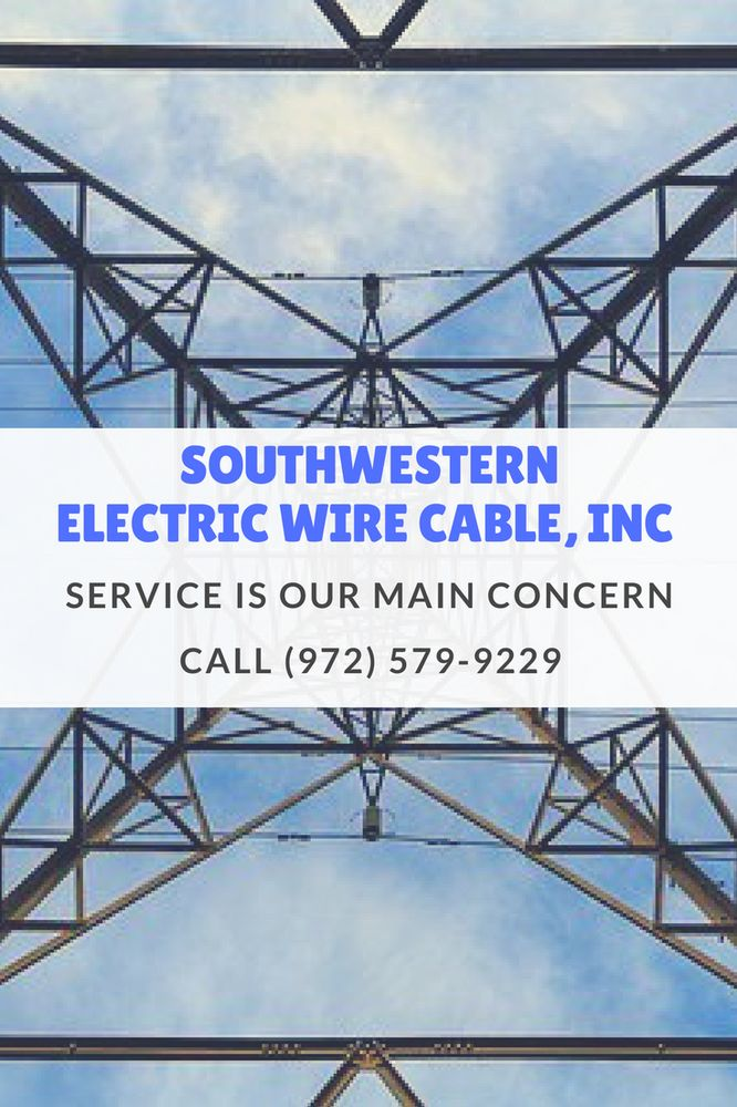 Southwestern Electric Wire Cable - Hardware Stores - 2340 Hinton Dr ...