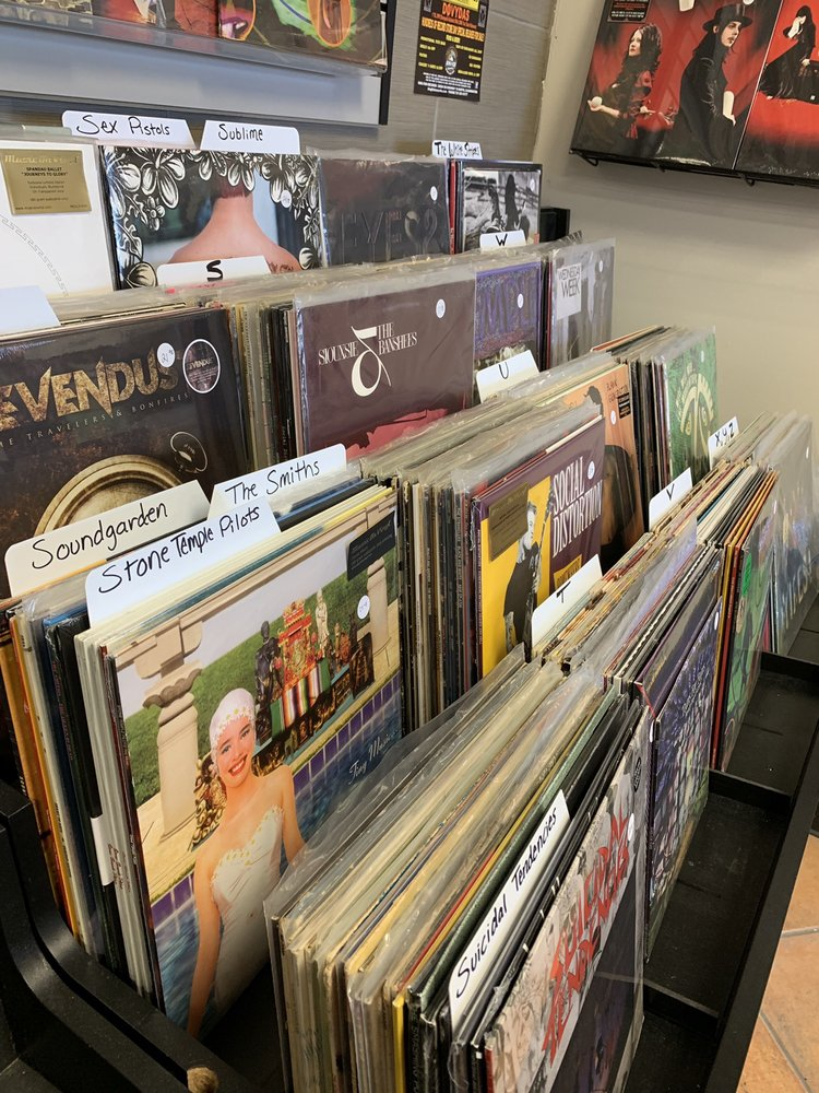 Kingfish Records: 26024 US Highway 19 N, Clearwater, FL