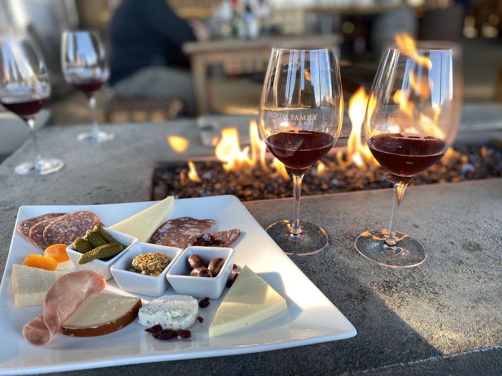 House Family Vineyards: 13336 Old Oak Way, Saratoga, CA