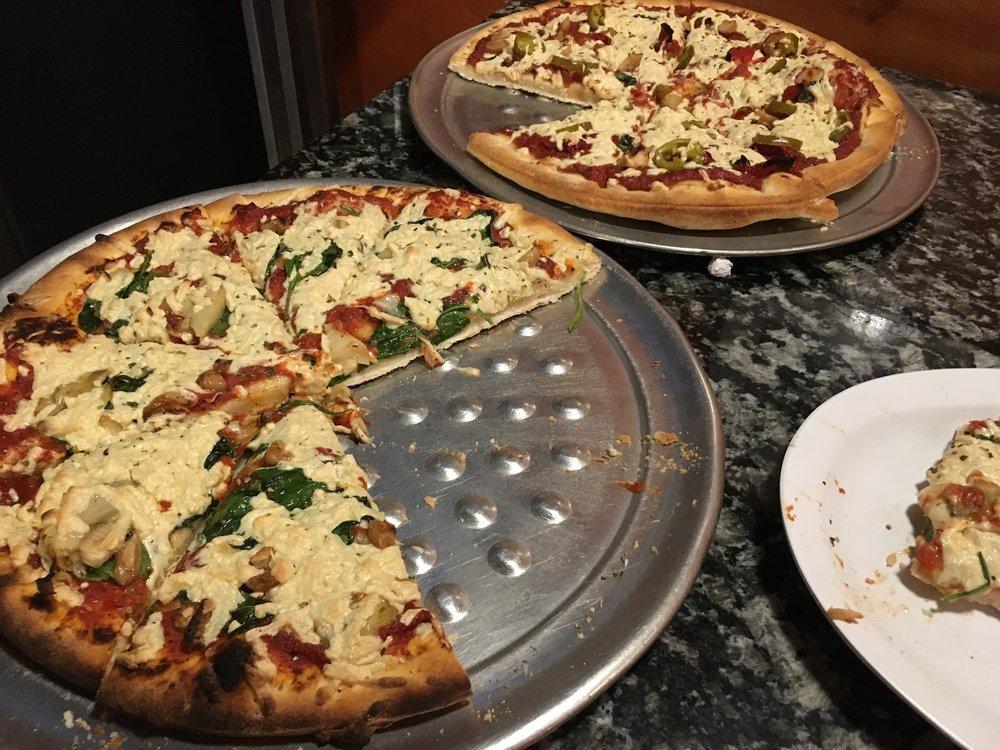 Rudy's Pizzeria: 704 Massachusetts St, Lawrence, KS