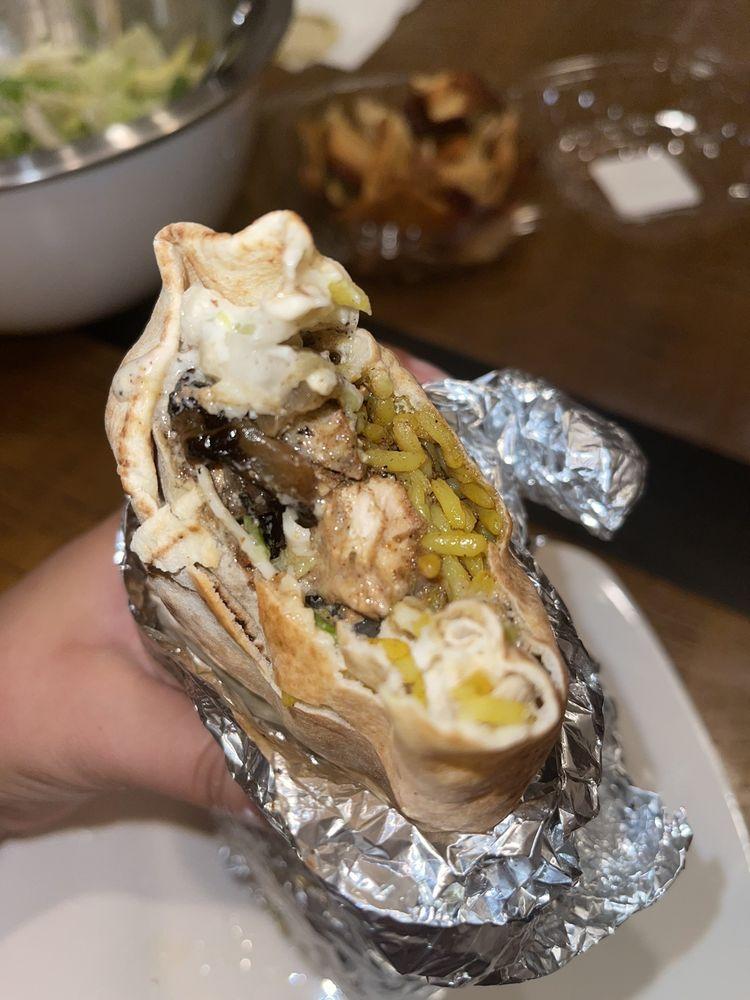 Zane's Lebanese Grill: 4900 N McCord, Sylvania, OH