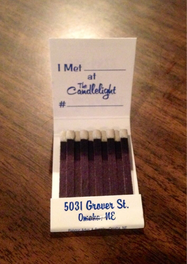Candlelight Lounge: 5031 Grover St, Omaha, NE