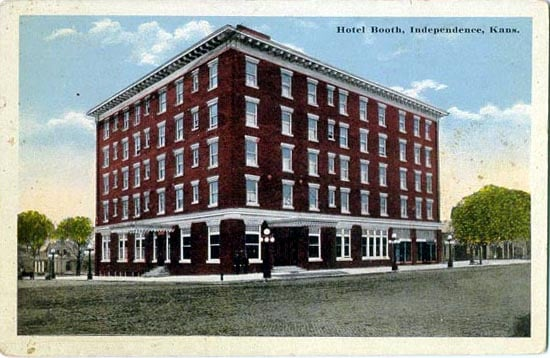 Booth Hotel