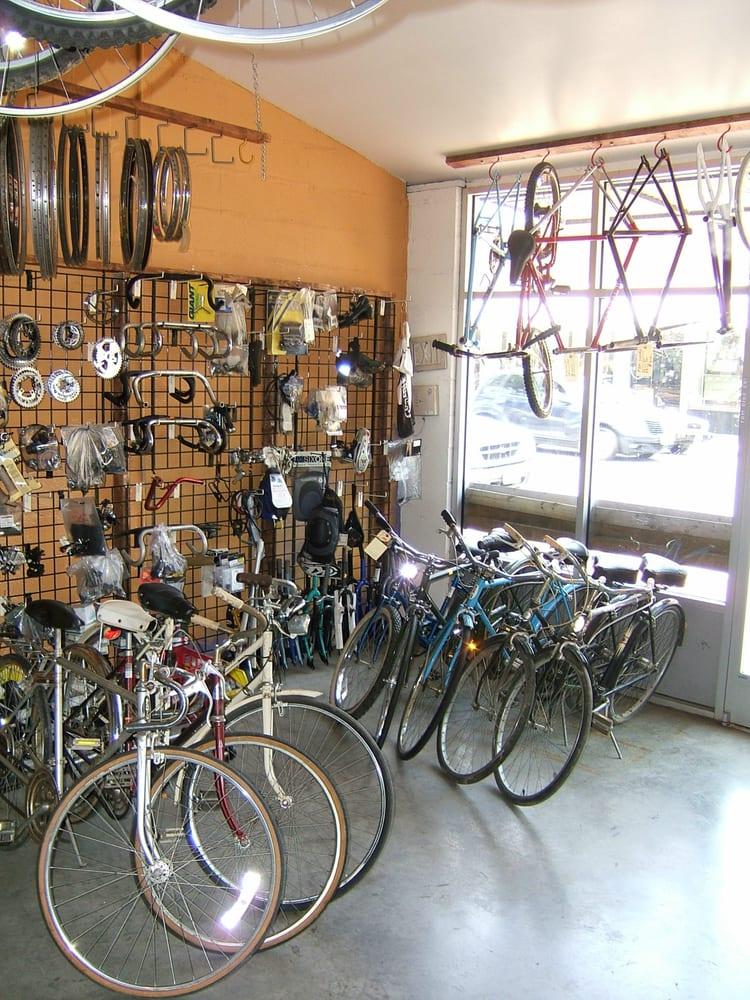 Richmond Re Cycles Bicycle Shop 19 Reviews Bike Repair