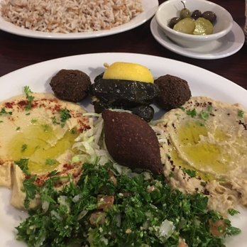 Photo Of Jerum Middle Eastern Restaurant Kissimmee Fl United States