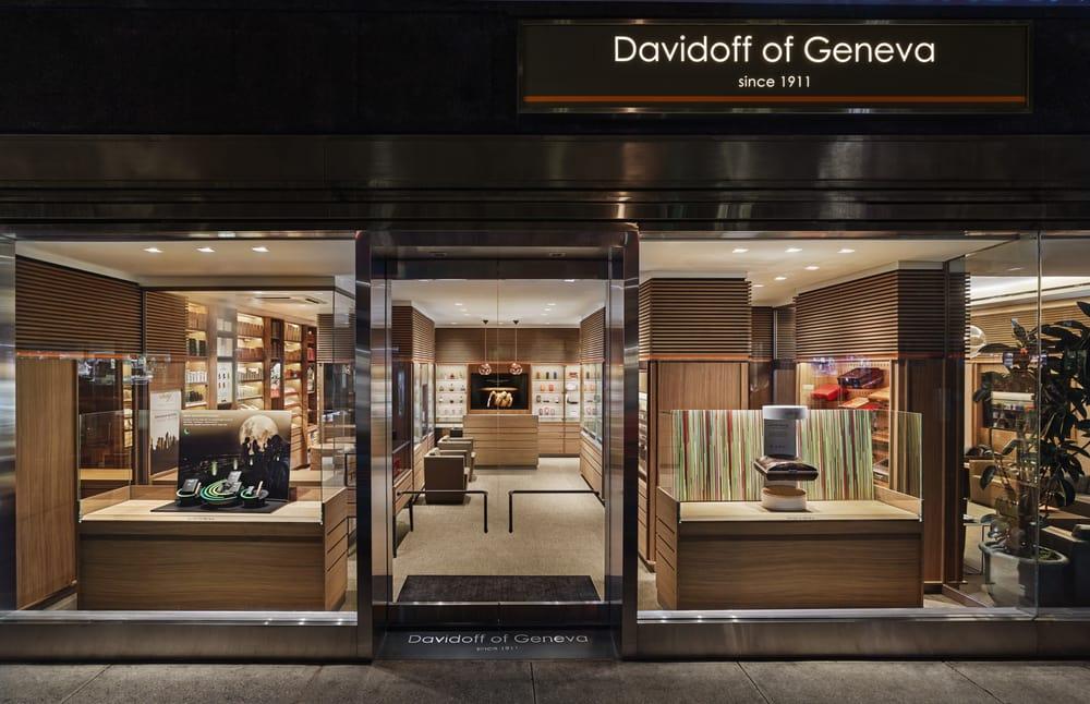 Davidoff of Geneva Since 1911 - 18 Photos & 45 Reviews