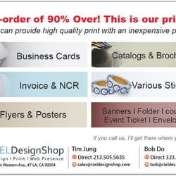 Cieldesignshop printing services 373 n western ave larchmont photo of cieldesignshop los angeles ca united states reheart Images