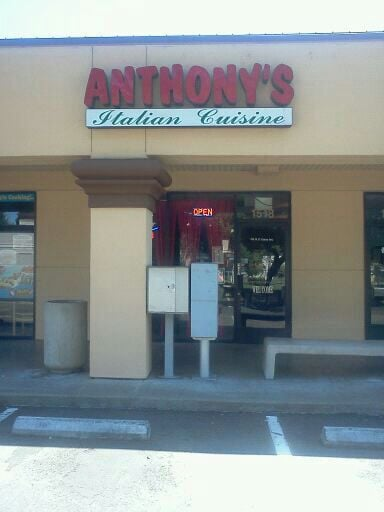Photos for anthony 39 s italian cuisine yelp for Anthonys italian cuisine sacramento