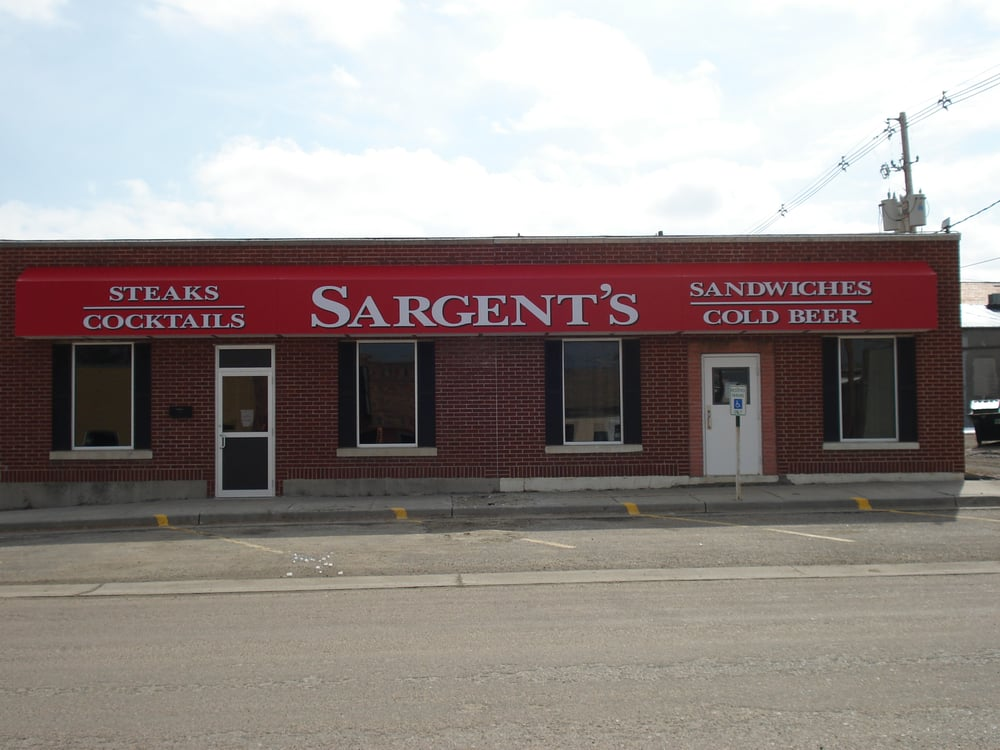 Sargent's: 117 E 3rd St, Winner, SD