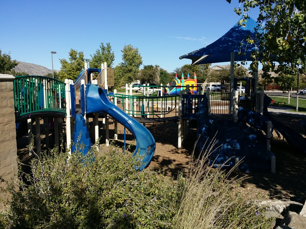 Verrado's Walton Park: Buckeye, AZ