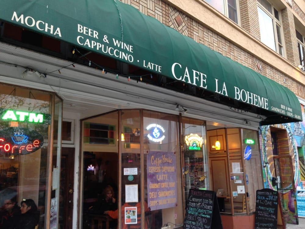 Cafe La Boheme Yelp
