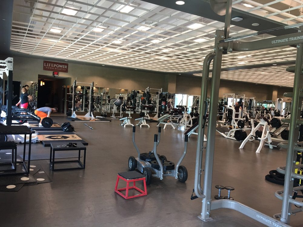 the lifetime fitness I just came in lifetime with my kids and nephew, and my nephew could not come in with me because his account is apparently on hold  i can't wait until life time fitness quail springs finishes in okc a year is a long time to wait rachel veale september 21, 2017.