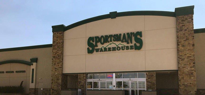 Sportsman's Warehouse: 3910 River Point Pkwy, Sheridan, CO