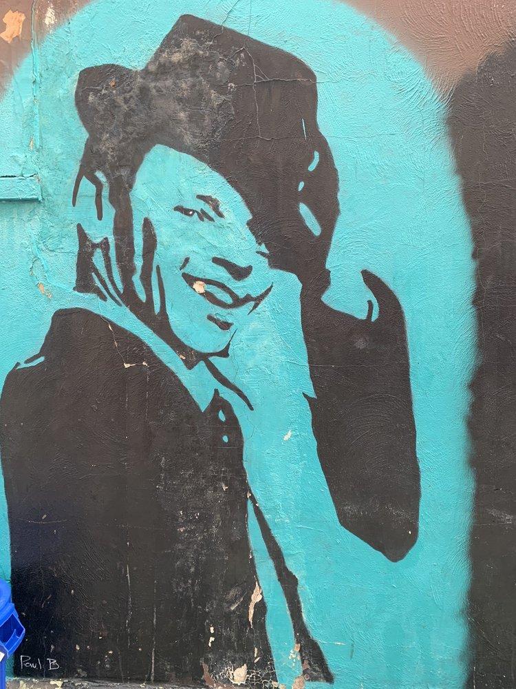 Ray's Way Mural: 634 Main St, East Aurora, NY